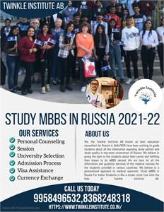 Direct Admission in Russia Medical college 2021 BOOK your seat now in just @20,000₹