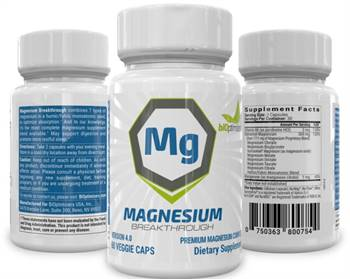 THE MOST COMPLETE MAGNESIUM SUPPLEMENT BLEND AVAILABLE