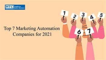 Top 2 Marketing Automation Companies