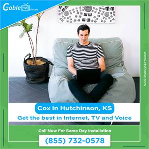 Get Best Internet Cox Services Available in Hutchinson