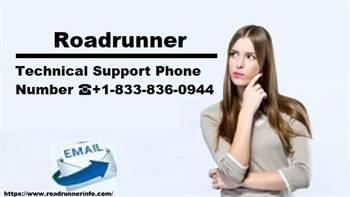 Roadrunner Technical Support Phone Number 1-833-836-0944 | Roadrunner Customer Support