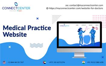 Medical Practice Website For Doctor's in USA | CONNECTCENTER