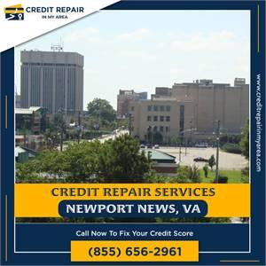 Get Your Free Credit Report Today in Newport News, VA