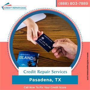 Credit Repair Services in Pasadena - Get Rid of Your Debt