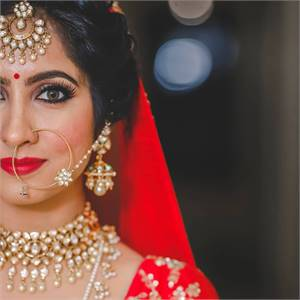 Indian Wedding Couple Photography | Portfolio Studio