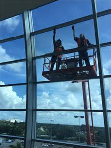 Power Washing Services: Clearview Building Services in Davie