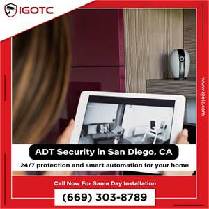 Protect Your Home & offices in San Diego, CA Today!