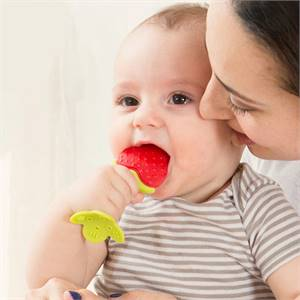 Hot Sale Factory for High Quality Custom Baby Toys Approval Silicone Teether