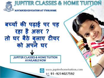 JUPITER HOME TUITION
