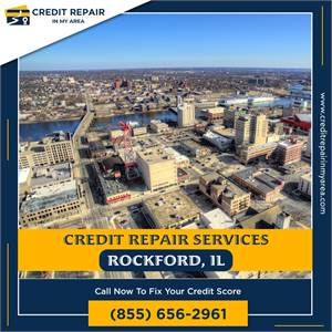 Get Your Credit Report And Score in Rockford, IL
