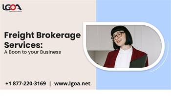 What are Freight Brokerage Services?