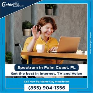 The Complete Guide to Spectrum in Palm Coast, FL