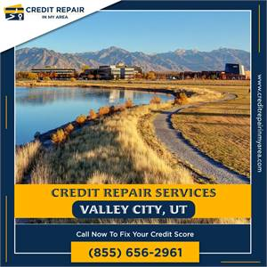 Proactive credit repair services in my area in Valley City, UT