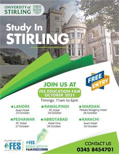 The University of Stirling is a world-class institution with one of the best student experiences