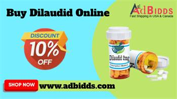Order Dilaudid online without prescription in USA and Canada- Adbidds.com