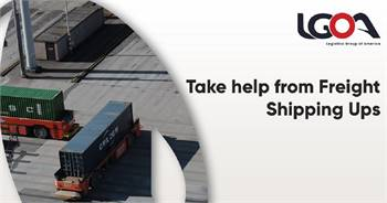 Freight Shipping UPS