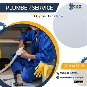 Plumbing Service in Karachi