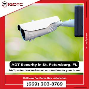 Choosing the Right Home Security System in St. Petersburg