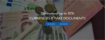 High Quality Multipurpose Counterfeit Money Online