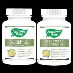 Pure garcinia Cambogia extract Capsules