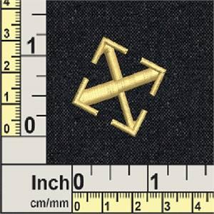 Left Chest Logo Digitizing