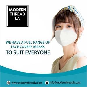 COVID Face Masks Online | Reusable Face Mask - Modern Thread LA