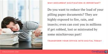 Transform your office into digital