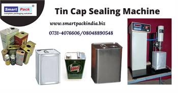 Tin Cap Sealing Machine