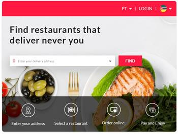 Toronto Food Ordering Software | Restaurant Food Order System