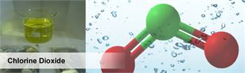 Chlorine Dioxide gas