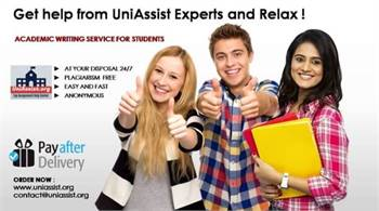 GET ACADEMIC WRITING SUPPORT ON ALL YOUR CASE STUDIES, ESSAYS THESIS, ASSIGNMENT.