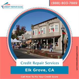Top Free Repair Credit Report in Elk Grove, CA