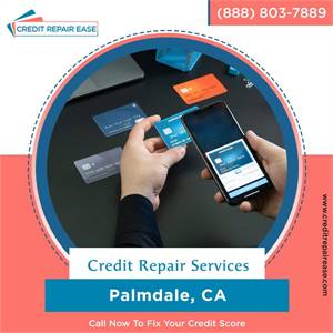 Best Credit Report Repair Services in Palmdale, CA