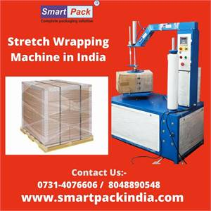 Stretch Wrapping Machine in India