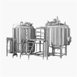 Producer for 15bbl Fire Heating Nano Brewhouse 2 Vessels Dealer
