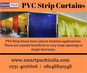 Best Quality PVC Strip Curtains in Indore /All India