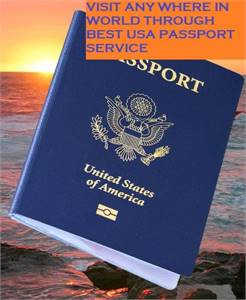 Sell High Quality Counterfeit Passports, Genuine Passport