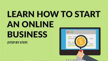 How to start a small online business