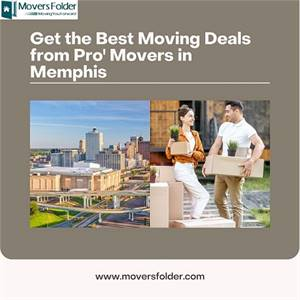 Get the Best Moving Deals from Pro' Movers in Memphis