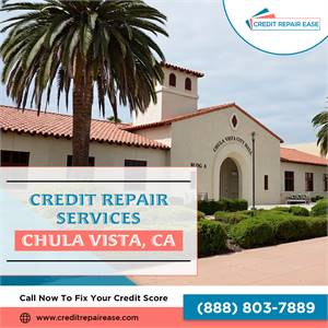 10 Proven Ways To Repair Credit Fast In Chula Vista, CA