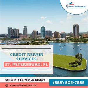 5 Ways To Improve Your Credit Score In St. Petersburg, FL