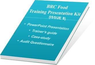 BRC Auditor Training - PPT Presentation Kit