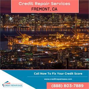 Credit Repair in Fremont, CA