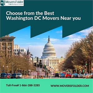Choose from the Best Washington DC Movers Near you