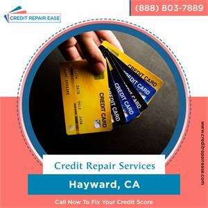 Fast credit repair for mortgage in Hayward