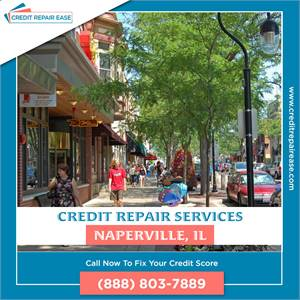 Best credit repair to buy a house in Naperville