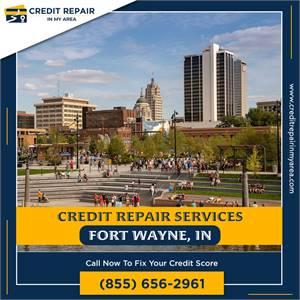 How Credit Repair Can Help You in Fort Wayne, IN