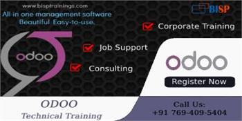 Odoo Technical Training and Consulting