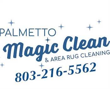 Palmetto Magic Clean & Carpet Cleaning