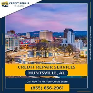 Free credit report in Huntsville, AL